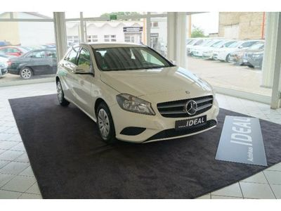 gebraucht Mercedes A180 A 180 A-KlasseBlueEfficiency 1. Hand