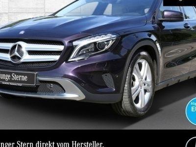 gebraucht Mercedes GLA200 Urban ILS Totwinkel Klimaautom PTS Sitzh