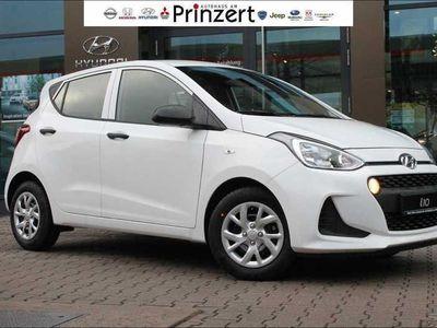 gebraucht Hyundai i10 1.0 M/T 'Select' Plus Paket, Vorführwagen, bei Autohaus am Prinzert GmbH