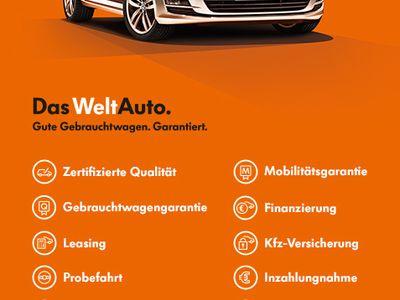 gebraucht VW Golf Sportsvan 1.0 TSI BMT Comfortline Navi SHZ