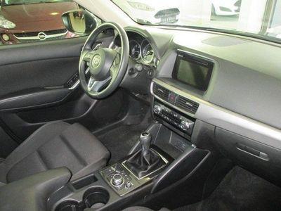 gebraucht Mazda CX-5 2.2 Skyactiv Center-Line 2WD Navi Klimaauto