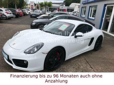 """gebraucht Porsche Cayman S """" Inspektion Neu, Reifen Neu"""""""