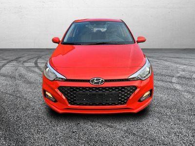 """gebraucht Hyundai i20 1.2 FL Klima S.Hzg P.Sens Radio 5"""" BT Tem..."""