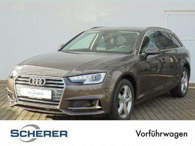 gebraucht Audi A4 Avant * MMI Navigation, Anhängevorrichtung, Einparkhilfe Plus*