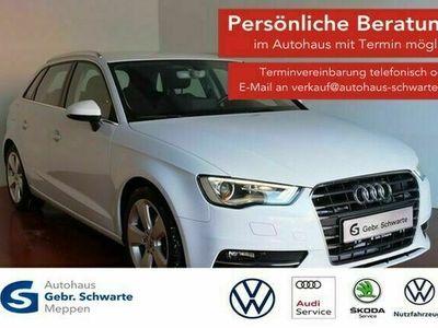 gebraucht Audi A3 Sportback 1.6TDI S-tronic Ambition Navi+Xenon