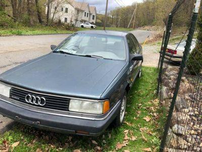 gebraucht Audi 200 20v Quattro US Memory Rostfrei