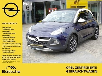 gebraucht Opel Adam Rocks 1.4 Open Air INTELLILINK W-LAN EU6