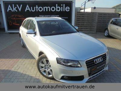 gebraucht Audi A4 Avant Ambiente, Automatik, 1.Hand!