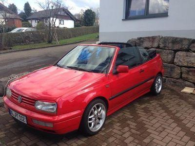 gebraucht VW Golf Cabriolet Cabrio 1.8 Bon Jovi
