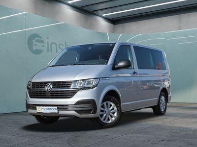 gebraucht VW Multivan CCTrendline 2.0 TDI Navi ACC AHK Climatronic
