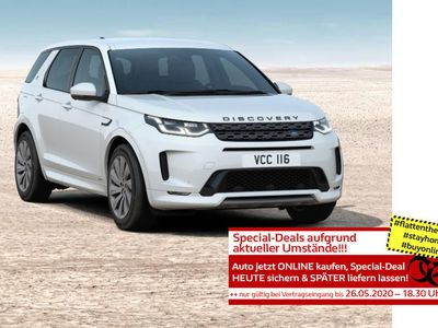 gebraucht Land Rover Discovery Sport 2.0D150 AWD 2020 in Kehl
