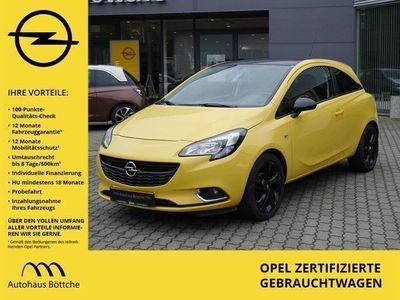 used Opel Corsa 1.4 Color Edition USB PDC SHZ INTELLILINK