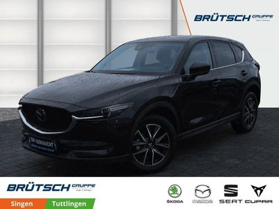 gebraucht Mazda CX-5 Sports-Line 2.2 CD AWD AUTOMATIK / HEAD-UP / SCHIE