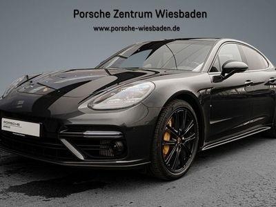 gebraucht Porsche Panamera Turbo Sport Chrono, Panorama Dach