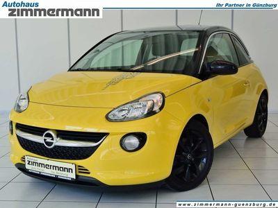 gebraucht Opel Adam Adam1.0 Turbo 116 PS Unlimited Klimaaut - Sitz-Lenkradheizung
