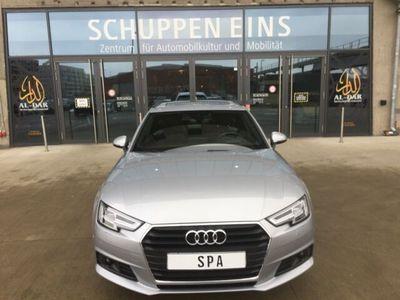 gebraucht Audi A4 Aut,Leder,Navi,Hed,Panor,Voll!