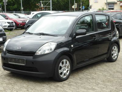 gebraucht Daihatsu Sirion 1.3 S Leder/Klimaanlage/Alufelgen/Sitzh.