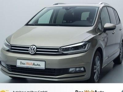 gebraucht VW Touran 1.2 TSI BMT Sound Navi ACC LED-Scheinwerf