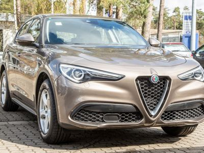 gebraucht Alfa Romeo Stelvio *SUPER* 2.2 JTDM*AUTOMAT*/OHNE KM/UPE:51