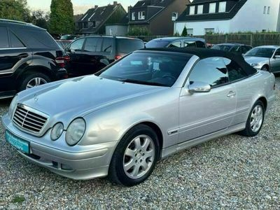 gebraucht Mercedes CLK200 Cabrio Kompressor **TÜV NEU**TOP ZUSTAND