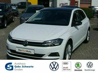 gebraucht VW Polo 1.0 TSI Comfortline Klima Sitzheizung