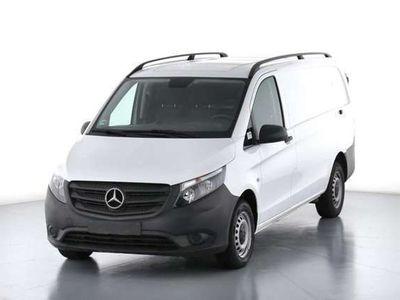 gebraucht Mercedes Vito 114 Kasten Lang Tempomat Klima Dachreling