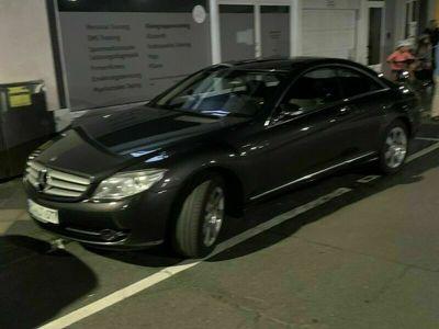 gebraucht Mercedes CL500 MercedesCoupé AMG Style