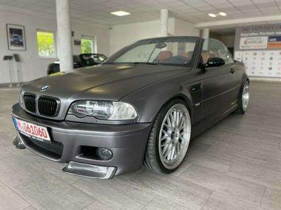 gebraucht BMW M3 Cabriolet Basis/Navi/Leder/Xenon/SMG...