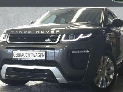 gebraucht Land Rover Range Rover evoque TD4 SE Dynamic