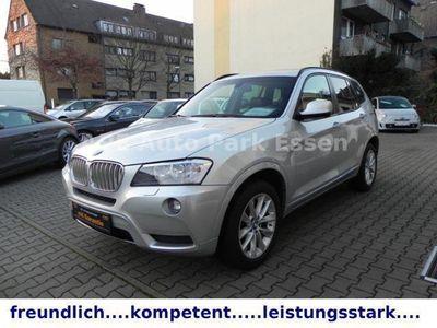 "gebraucht BMW X3 xDrive28i Aut. Panoramadach-Head up-Komfort """