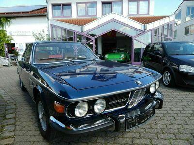gebraucht BMW 2800 CS extrem Selten! Vorserienmodell ZF 4 Gang als Sportwagen/Coupé in Schwabmuenchen