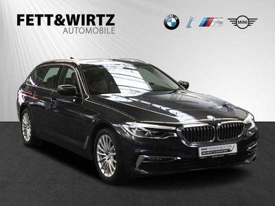 gebraucht BMW 530 i Touring Luxury DA+ Leas. ab 375,- br.o.Anz.