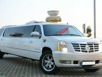 gebraucht Cadillac Escalade Stretchlimousine selten gebaut TüV Neu!