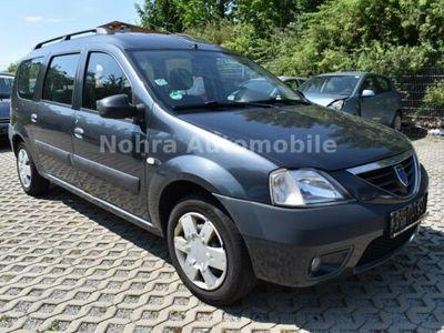 gebraucht Dacia Logan MCV 1.6 MPI Ambiance 64kW