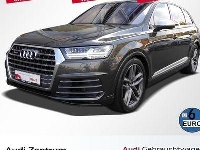 gebraucht Audi SQ7 4.0 TDI LP142/ exclusive Allradlenkg/Pano/Stan