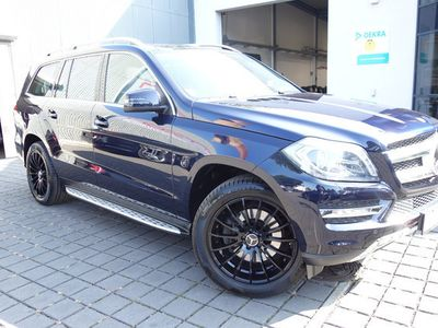 gebraucht Mercedes GL350 BlueTec 4Matic AHK/STDHZG EU6/HEADUP/PANO