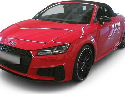 gebraucht Audi TT Roadster TTS S Matrix/Leder/Optik schwarz