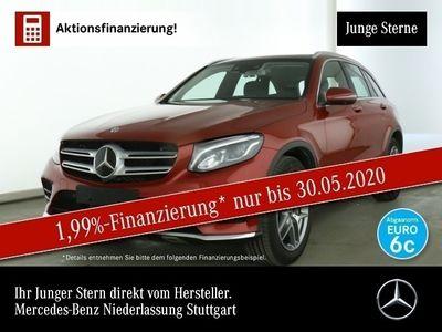 gebraucht Mercedes GLC250 d 4M AMG Fahrass 360° Pano COMAND LED