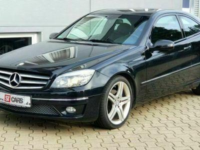 gebraucht Mercedes CLC250 Coupé Aut. Sportpaket wenig km!