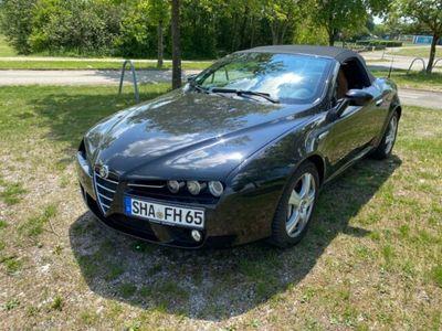 gebraucht Alfa Romeo Spider 2.4 JTDM 20V DPF Cabrio