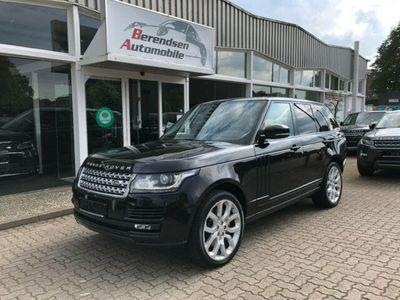 gebraucht Land Rover Range Rover Vogue