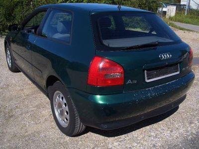 gebraucht Audi A3 1.9 TDI Attraction *Automatik*Klima*Alu*etc*
