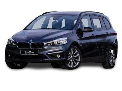 gebraucht BMW 220 d xDrive Sport-L./AHK/Navi Plus/Head-Up -