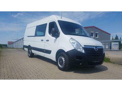 used Opel Movano HKa L3H2 3,5t B Kasten/Combi, 45000KM!