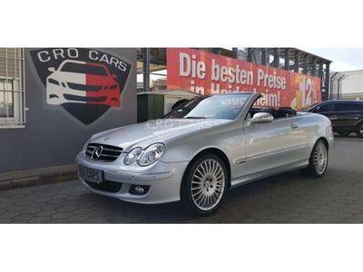 gebraucht Mercedes CLK200 CabrioKompressor TÜV Neu