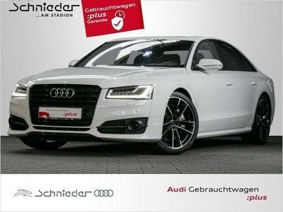 gebraucht Audi S8 plus 4.0 TFSI quattro Bluetooth Navi LED als Limousine in Herford