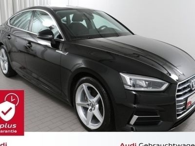 gebraucht Audi A5 Sportback sport 35TDI Navi/LED/DAB/AHK