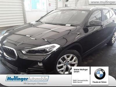 gebraucht BMW X2 xDr.20d P-Dach Kamera HiFi AHK DrivAs.Ad-Fahr