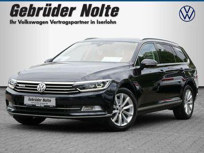 gebraucht VW Passat Passat Variant Highline 2.0 TDI DSG 4MotionVar. HLBMT 140
