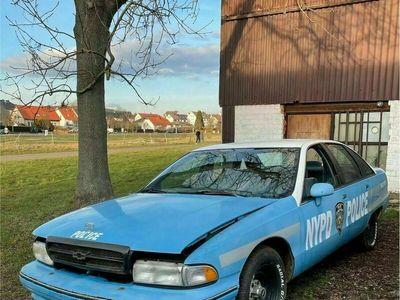 gebraucht Chevrolet Caprice 1991 Police ggf TAUSCH!!...